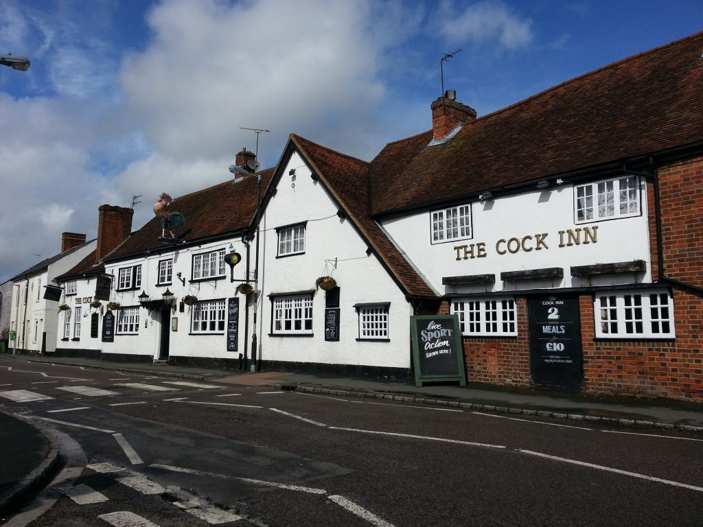 Milton Keynes & Chilterns monthly meeting @ The Cock Inn | Wing | England | United Kingdom